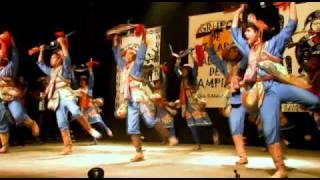 Xaxado   A dança de cabra macho   Espetáculo parte 1