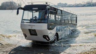Ein Bus geht baden - Mit dem Hafencity Riverbus auf Stadtkreuzfahrt