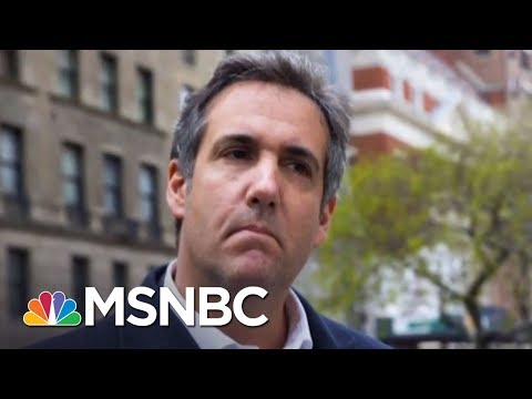 WaPo: Michael Cohen Known For Taping Conversations, Donald Trump Allies Worried | Hardball | MSNBC