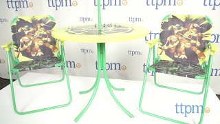 Teenage Mutant Ninja Turtles Children's Patio Set From Kids Only