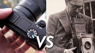 Creative Photography vs Technical Photography