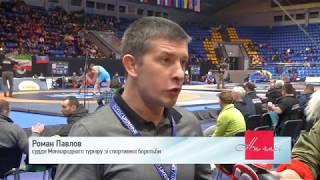 Sport Life підтримав ХХІІ міжнародний турнір з боротьби 5 канал