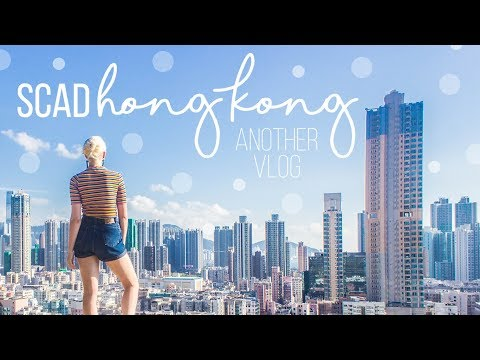 NOTHING TO SEE HERE // SCAD HONG KONG VLOG