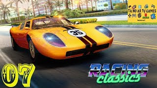 #07 RACING CLASSICS DRAG RACE SIMULATOR ADRENALINE IN THIS LIFE AND WHAT IS NOT MISSING JOIN US