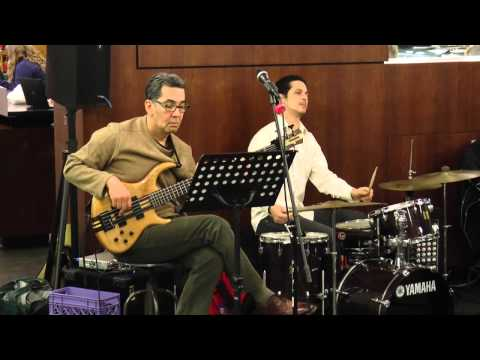 Puro Queso Jazz Quartet - Emerging Legends Concert Series