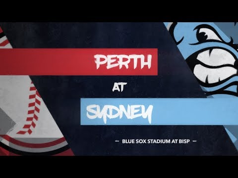 GAME REPLAY: Perth Heat @ Sydney Blue Sox, R3/G4