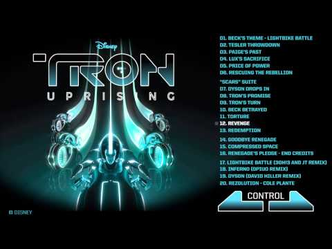 Tron: Uprising (Official Album Sampler)