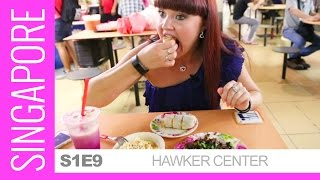 CHEAP & DELICIOUS - Hawker Center: BEST local foods in Singapore!