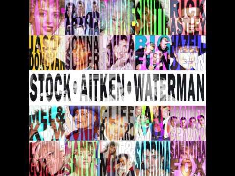 Stock Aitken Waterman Megamix SAW U in da 80s DJ Colessa Mix