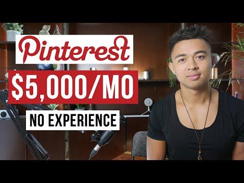 How To Make Money On Pinterest in 2021 (For Beginners)