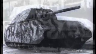 German Heavy Tank of World War II  (Excluding Tank Destroyers)