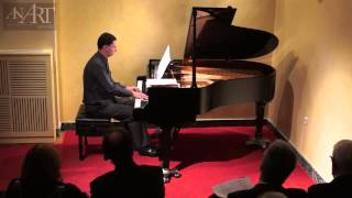 "S. DELIGIANNOPOULOS plays his ""Distant Thoughts for piano"""