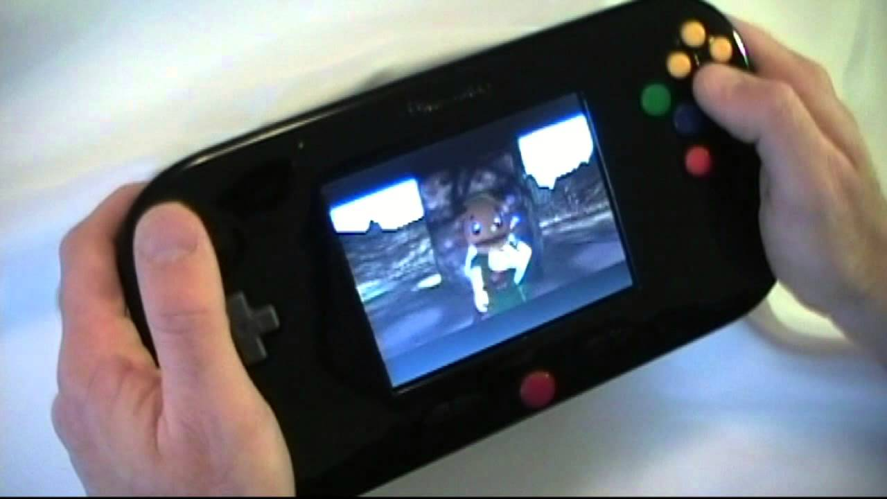 Bungle 39 S 2nd N64 Portable Youtube