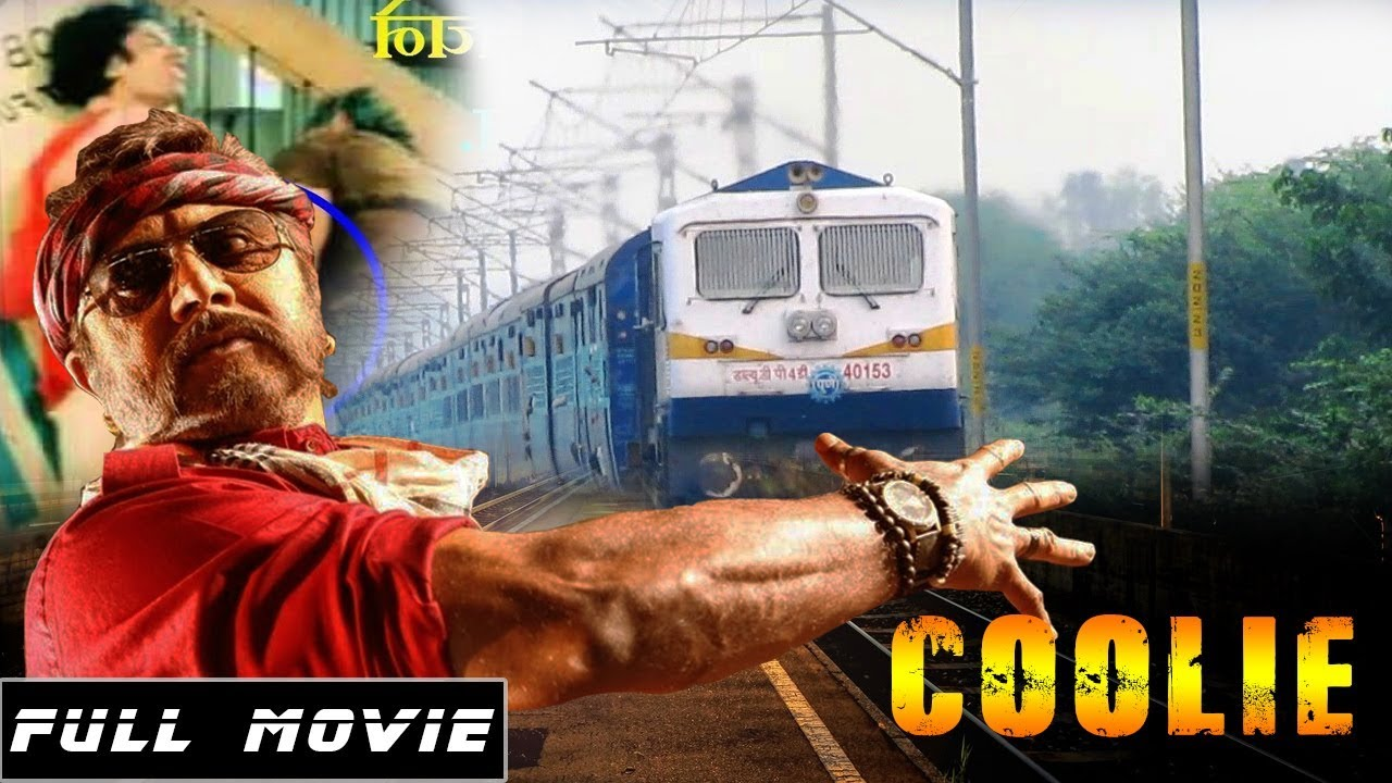 Coolie Hindi Dubbed Full Movie 2018 | New Hindi Dubbed Action Movies