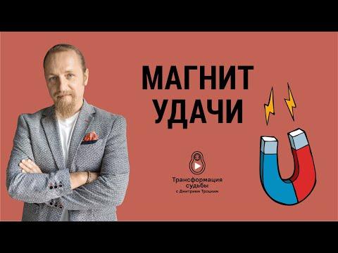 1193. Как стать хозяином своей жизни? Нездоровая самооценка | Магнит удачи | Dmitry Trotsky