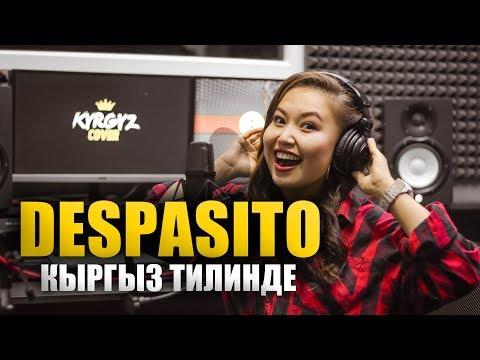 Азиза Боронбаева  - DESPASITO (кыргыз тилинде) | KRGYZ COVER