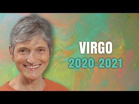 VIRGO 2020 - 2021 Astrology Annual Astrology Horoscope