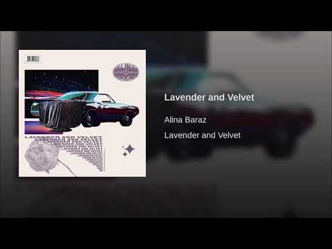 Lavender and Velvet