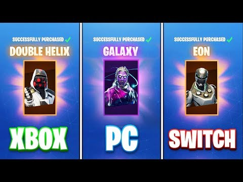 How To Get ANY Skin On ANY System In Fortnite! (Ps4, Xbox, Pc & MORE!)
