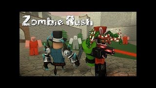 Roblox Zombie Rush Double Experience Weekend