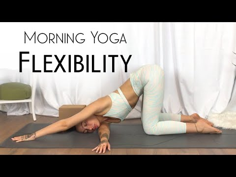 10 Min MORNING YOGA For FLEXIBILITY DAY 22 Yoga For Inflexible People