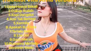 Album Tracklist Vita Alvia 2020   Dj Kentrung Santuy Terbaru   Cinta Hanya Sekali