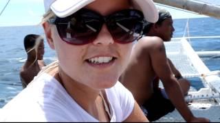 Catamaran Sailing Boracay Philippines