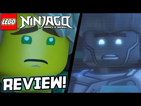 """Ninjago: """"The Message"""" Episode Review! (Season 11-20) ❄️"""