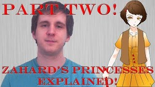 Zahard's Princesses Explained! [Part Two] | Tower of God