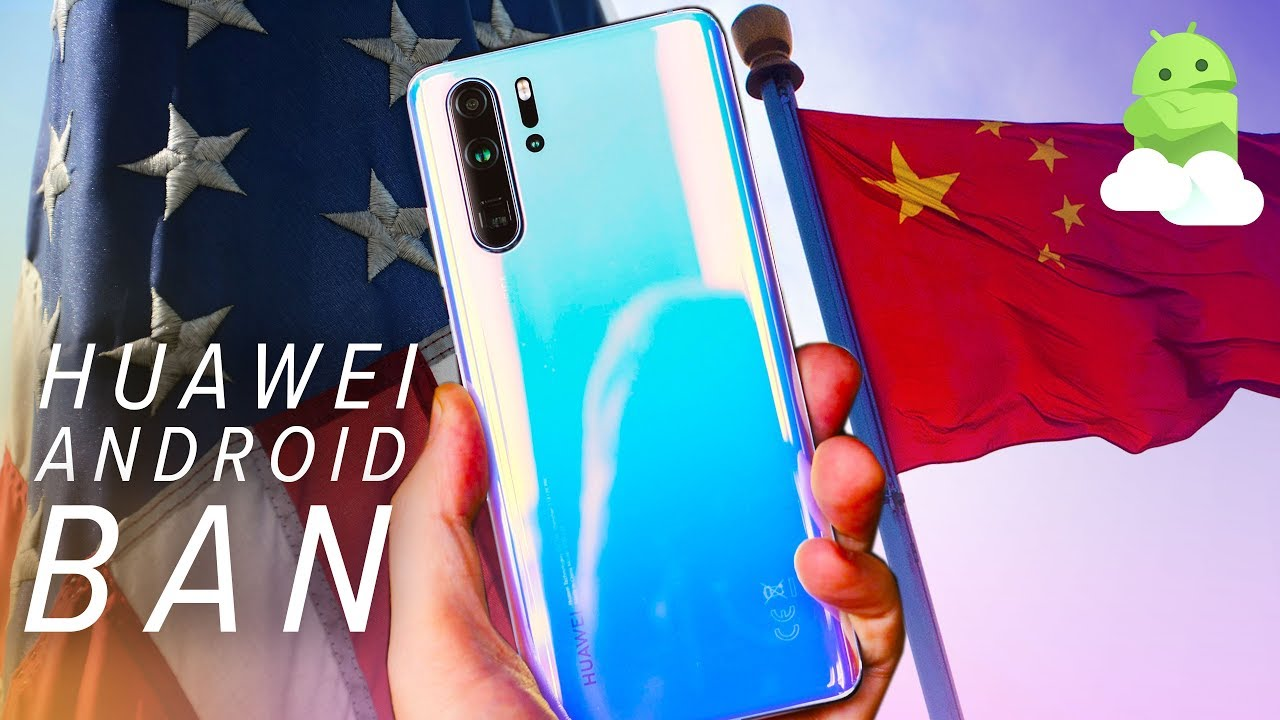 Huawei soon losing access to Android updates, Google apps, after