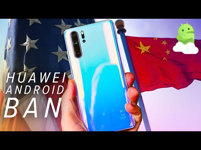 Android - Huawei Android Ban Explained: Mate 30 with no Google Apps?! Will your phone still get updates?