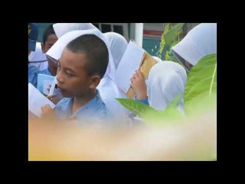 Kunjungan Siswa SMPN 2 Bontang ke Rumah Toga BUDIMAN OKE