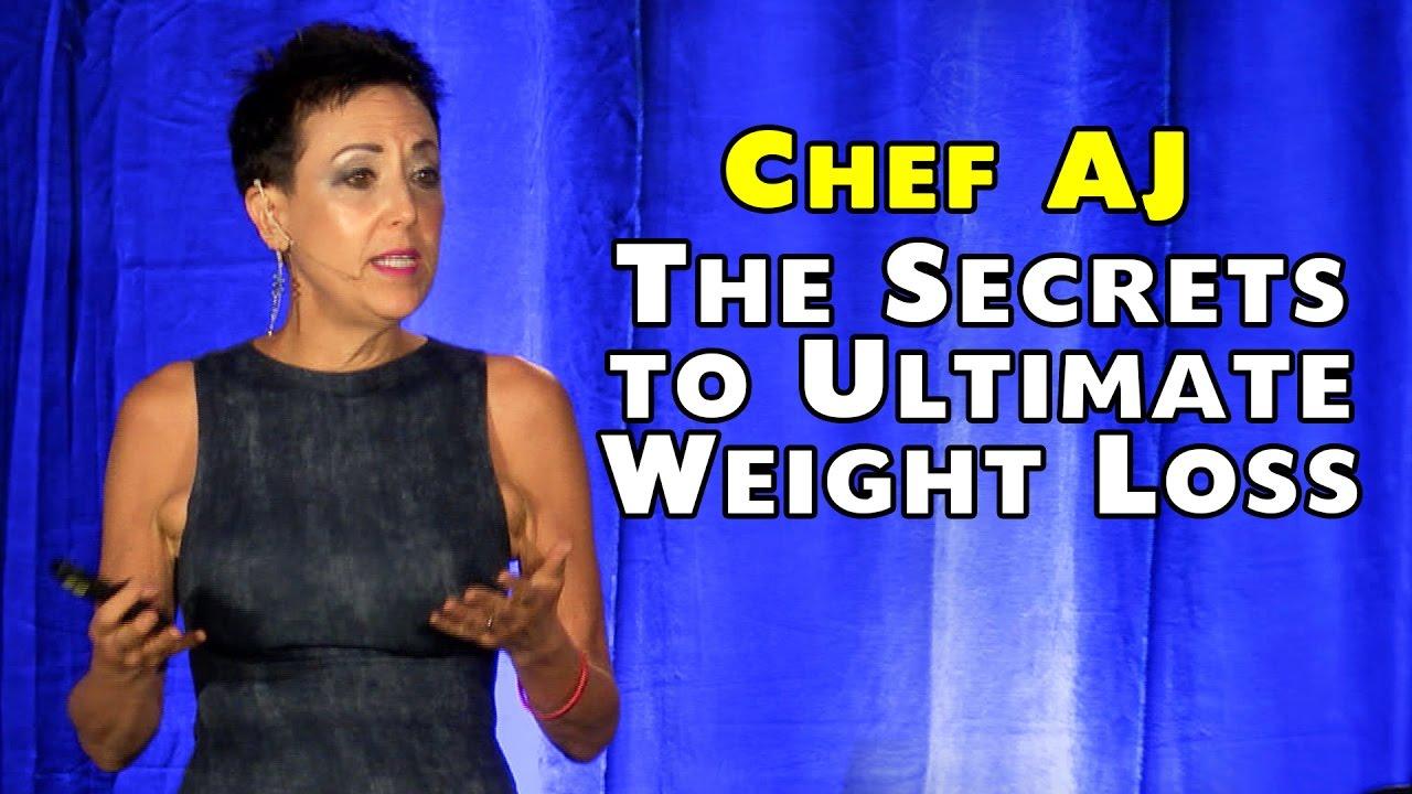 chef aj ultimate pierdere de pierdere în greutate