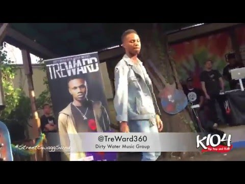 Tre Ward- Anymore: Street Swagg Sunday Block Party Hosted By KiKi J