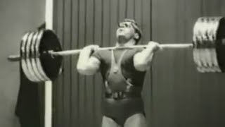 1962 World and European Weightlifting Championships, 82.5 kg class.