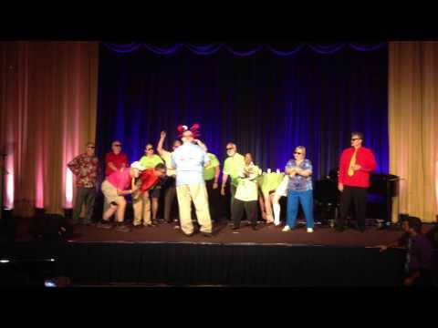"Administrator Performance - ICON 2013 - ""Gangnam Style"""