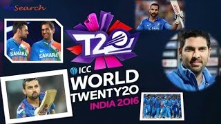 ICC World Cup Twenty20 | ICC T20 World Cup 2016 Schedule, Points Table & Teams