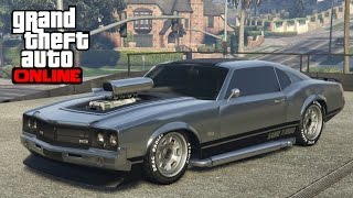 GTA 5 Online - How to Find a Declasse Sabre Turbo GT