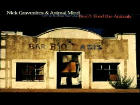 Nick Gravenites & Animal Mind - You Cant Hurt Me (Live)