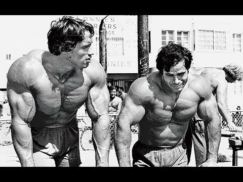 Thumbnail: Arnold and Franco : Best Friends for Life