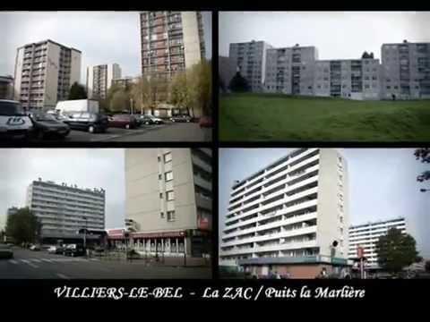 TOP 10 des pires cités du 95 (Val d'Oise)