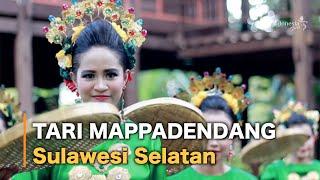 Tari Kreasi Mappadendang Terbaru (HD)
