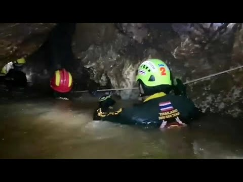 Thai diver dies during cave rescue attempt - #GME