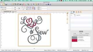 Understanding Hoops in Embrilliance & EmbroideryWorks
