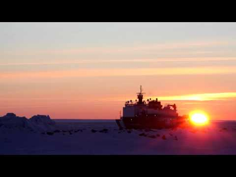 Cutter Healy (Mission to Nome, 2012) Time Lapse Compilation