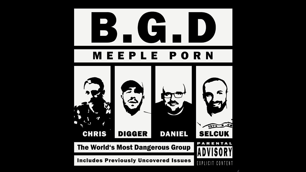 Meeple Porn - Der etwas andere Podcast - Folge 33 - Happy Birthday - Boardgame Digger