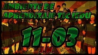 Colegio Usaquen J.M. 11-03 | AMBIENTE DE APRENDIZAJE TIC IEDU