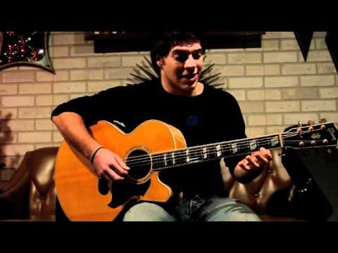 Stephen Jerzak - Hummingbird Heartbeat Live Acoustic (Katy Perry Cover)