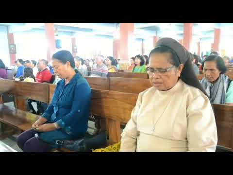 Maria Fatima goes to Labuan Bajo 2017-Full