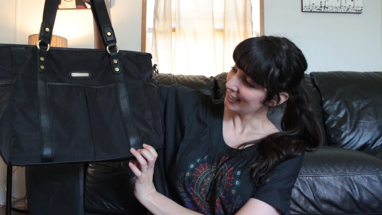 Timi And Leslie Classic Tote Diaper Bag Review